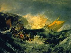 Shipwreck — William Turner