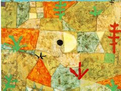 Southern gardens – Paul Klee