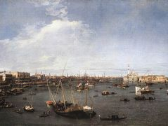 St. Mark's Basin – Canaletto
