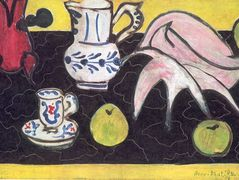 Still Life with a Shell – Henri Matisse