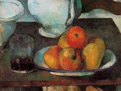 Still Life with Apples — Max Weber