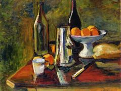 Still Life with Oranges – Henri Matisse