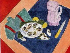 Still Life with Oysters – Henri Matisse