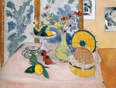 Still Life with Pineapples — Henri Matisse