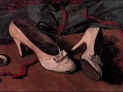 Still Life with Shoes — Yiannis Moralis