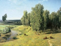 Summer Day – Nikolay Bogdanov-Belsky