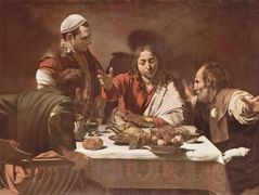 Supper at Emmaus – Caravaggio