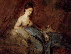 The Actress Kitty Fisher – Joshua Reynolds