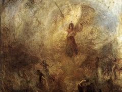 The Angel Standing in the Sun — William Turner