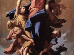 The Assumption of the Virgin – Nicolas Poussin