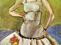 The Ballet Dancer, Harmony in Grey – Henri Matisse