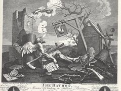 The Bathos – William Hogarth