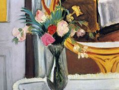 The Bed in the Mirror – Henri Matisse