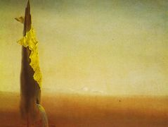 The Birth of Liquid Fears – Salvador Dali