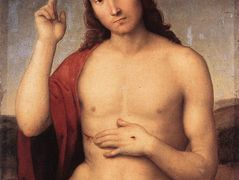 The Blessing Christ — Raphael
