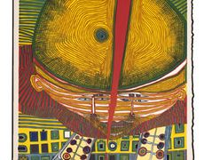 653 The Boy with the Green Hair – Friedensreich Hundertwasser