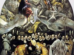 The Burial of the Count of Orgaz – El Greco