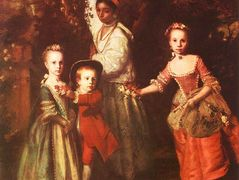 The Children of Edward Hollen Cruttenden – Joshua Reynolds