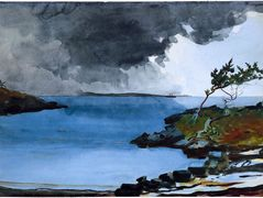 The coming storm – Winslow Homer