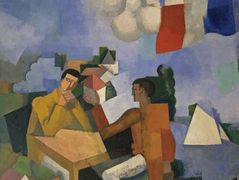 The Conquest of the Air – Roger de La Fresnaye