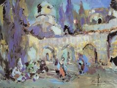 The Dance – Konstantin Korovin