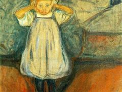 The Dead Mother – Edvard Munch