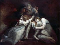 The Death of Oedipus – Henry Fuseli