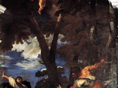 The Death of St Peter Martyr — Titian