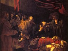 The Death of the Virgin — Caravaggio