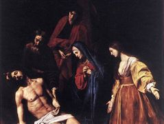 The Descent from the Cross – Nicolas Tournier
