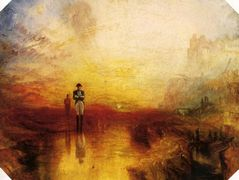 The Exile and the Snail — William Turner