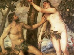 The Fall of Man – Titian