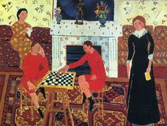 The Family of the Artist  – Henri Matisse