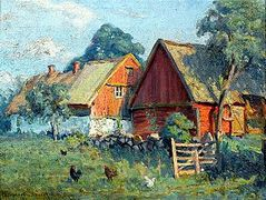The Farm – Nikolay Bogdanov-Belsky