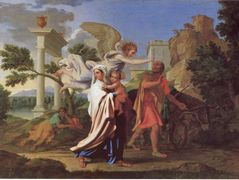 The Flight into Egypt – Nicolas Poussin