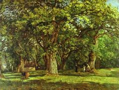 The Forest – Camille Pissarro