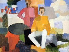 The Fourteenth of July – Roger de La Fresnaye