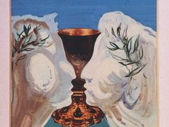 The Gold Chalice – Salvador Dali