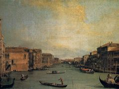 The Grand Canal – Canaletto