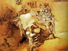 The Great Paranoiac – Salvador Dali