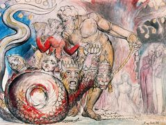 The Harlot and the Giant – William Blake