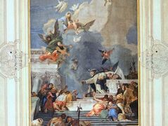 The Institution of the Rosary – Giovanni Battista Tiepolo