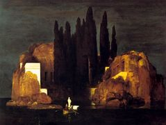 The Isle of the Dead – Arnold Bocklin