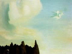 The Isle of the Dead – Centre, Section – Salvador Dali