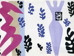 The Knife Thrower – Henri Matisse
