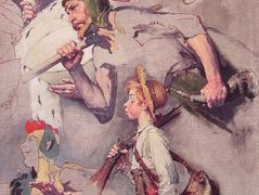 The Land of Enchantment – Norman Rockwell