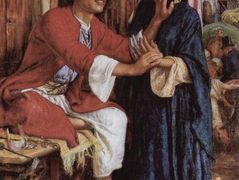 The Lantern Maker's Courtship – William Holman Hunt