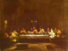 The Last Supper – Nicolas Poussin