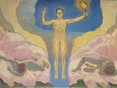 The light – Koloman Moser