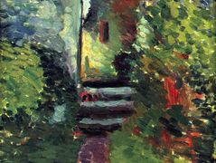 The Little Gate of the Old Mill  – Henri Matisse